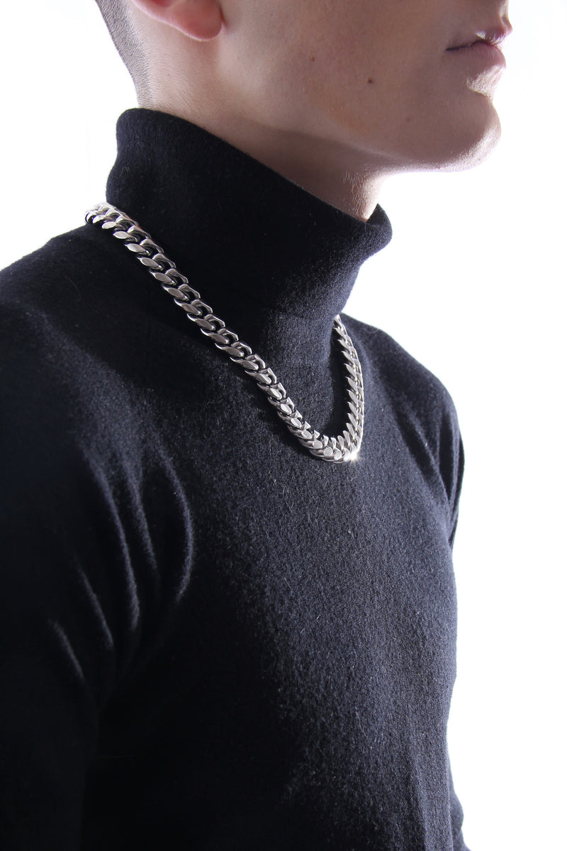 Urban - Stainless Steel Cuban Link