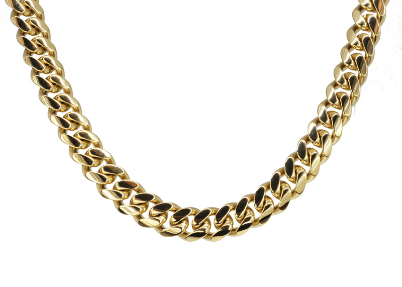 Urban - Gold Cuban Link