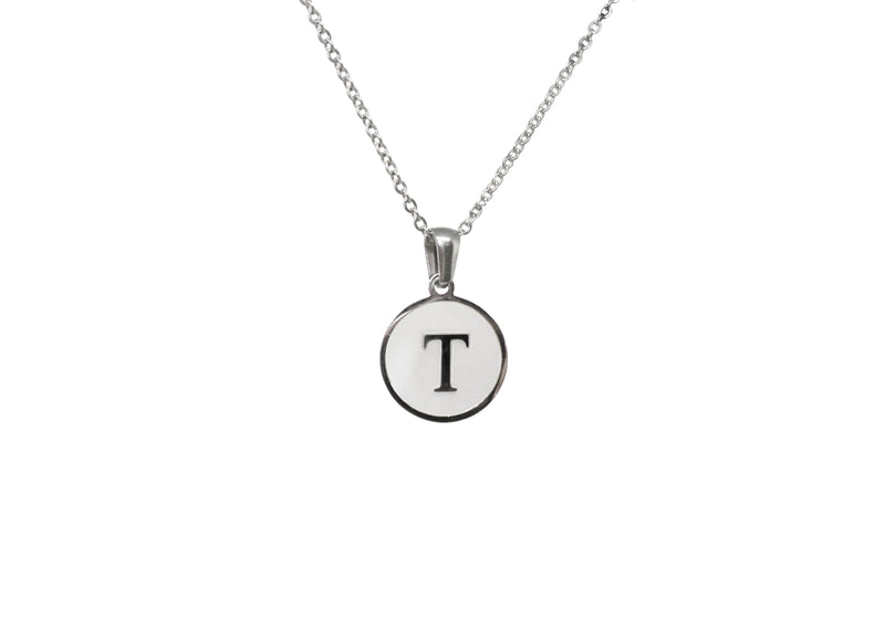Initial Necklace - Luenzo