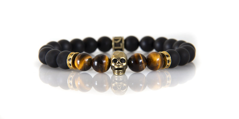 Skull - Two Tone