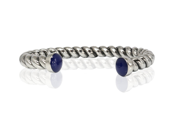 Urban - Twisted Cable (Blue Accent) - Luenzo