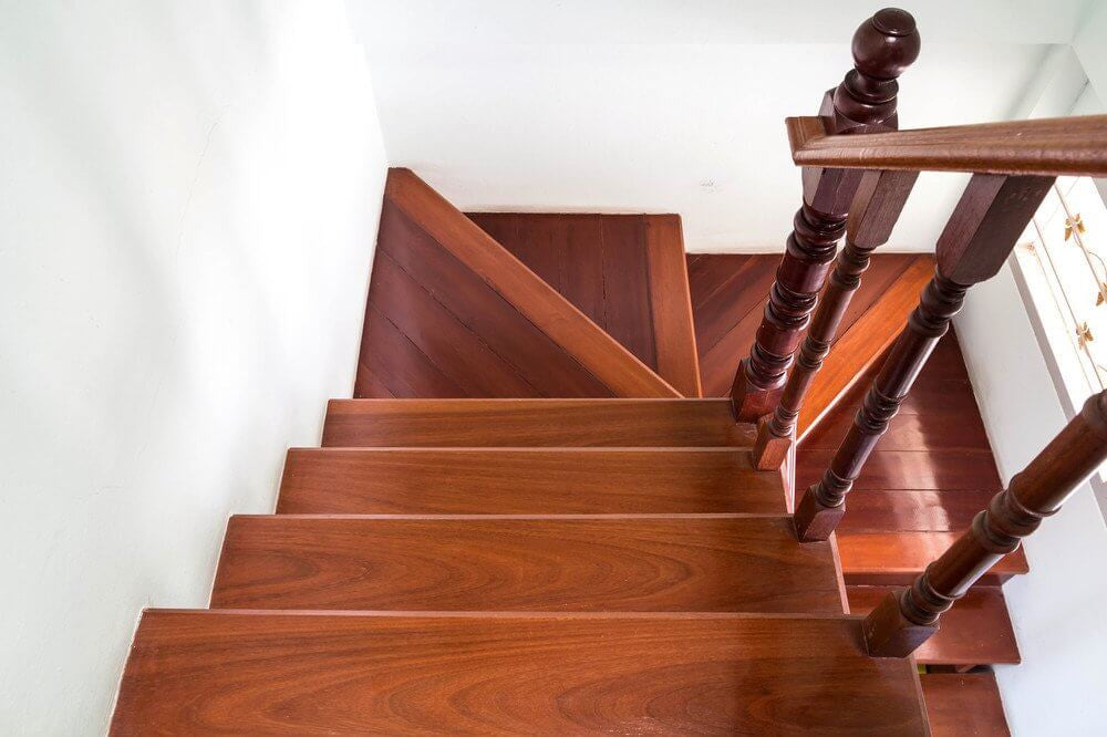 How To Make Your Wood Stairs Less Slippery