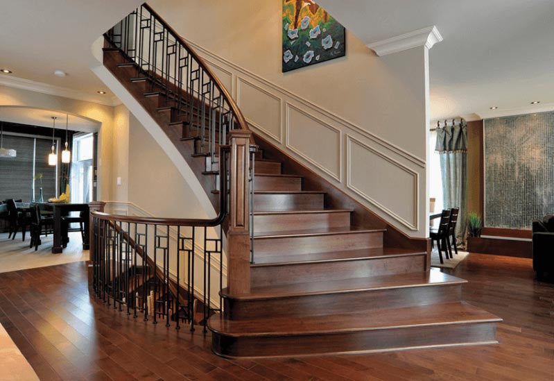 This Year's Best Staircase Trends