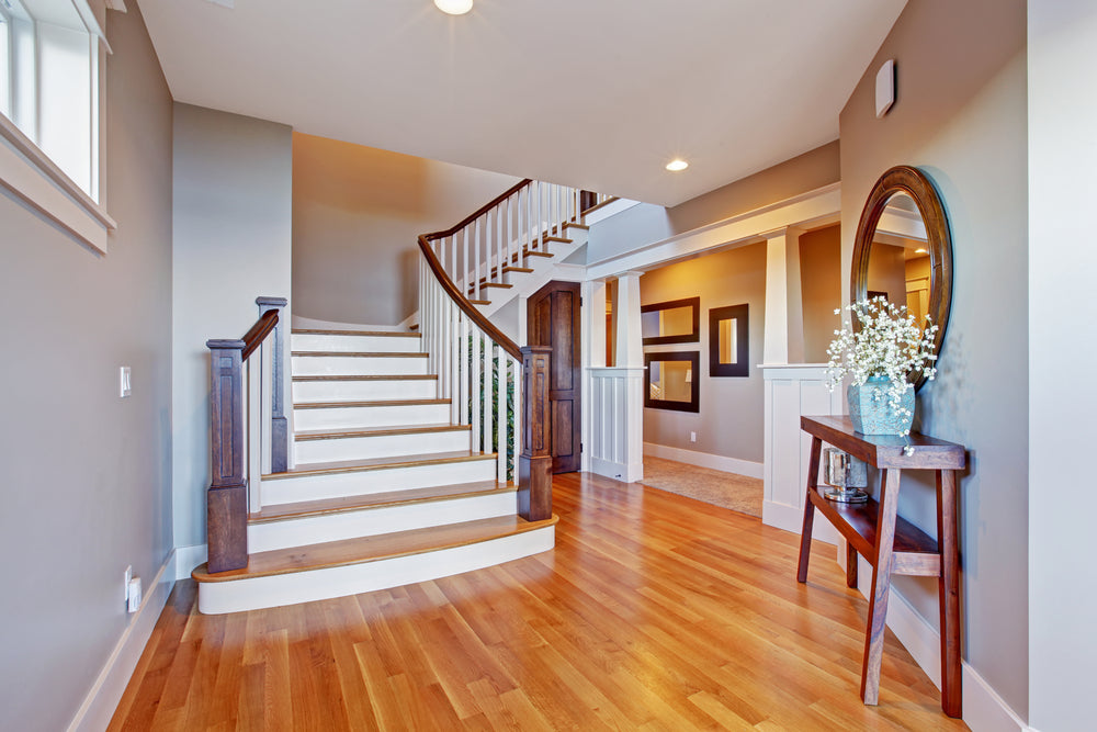 Best Practices for Storing Your Stair Parts