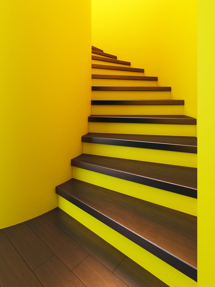 Add Color and Character to Your Stair Remodel with Paint