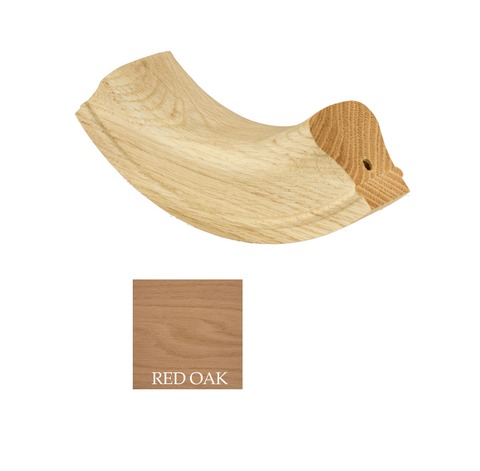 Traditional Up Easing 90 Degree : C-7014S | Stair parts