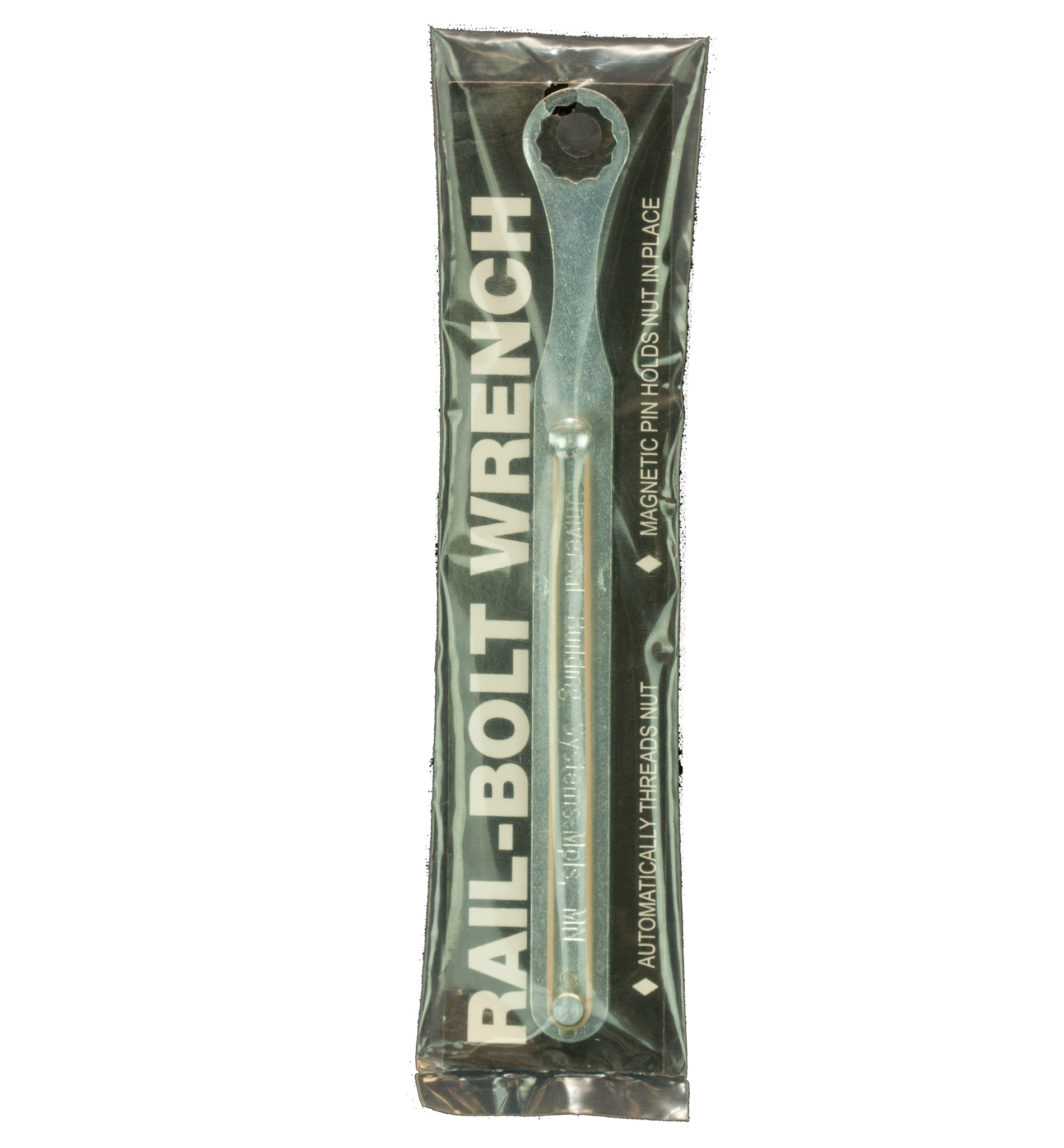 Rail Bolt Wrench C 3901 | Stair Parts ...