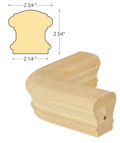 Bristol Level Quarterturn : C-7111 | Stair parts