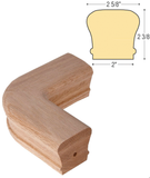 Classic Level Quarterturn : C-7211 | Stair parts