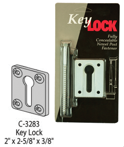 Key Lock : C-3283 | Stair parts