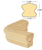 Richmond Level Quarterturn : C-7411 | Stair parts