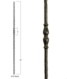 Victorian Single Urn Iron Baluster : 2770