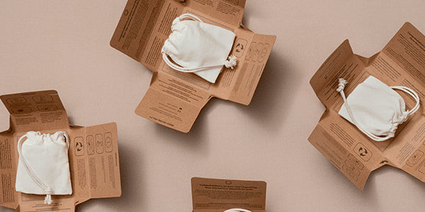 OrganiCup The Menstrual Cup Packaging