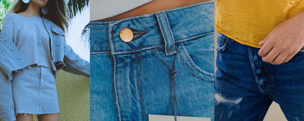 Sustainable Denim Brands Like DL1961 & Boyish Jeans