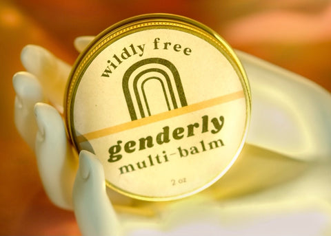 Genderly Multi Use Balm by Wildly Free