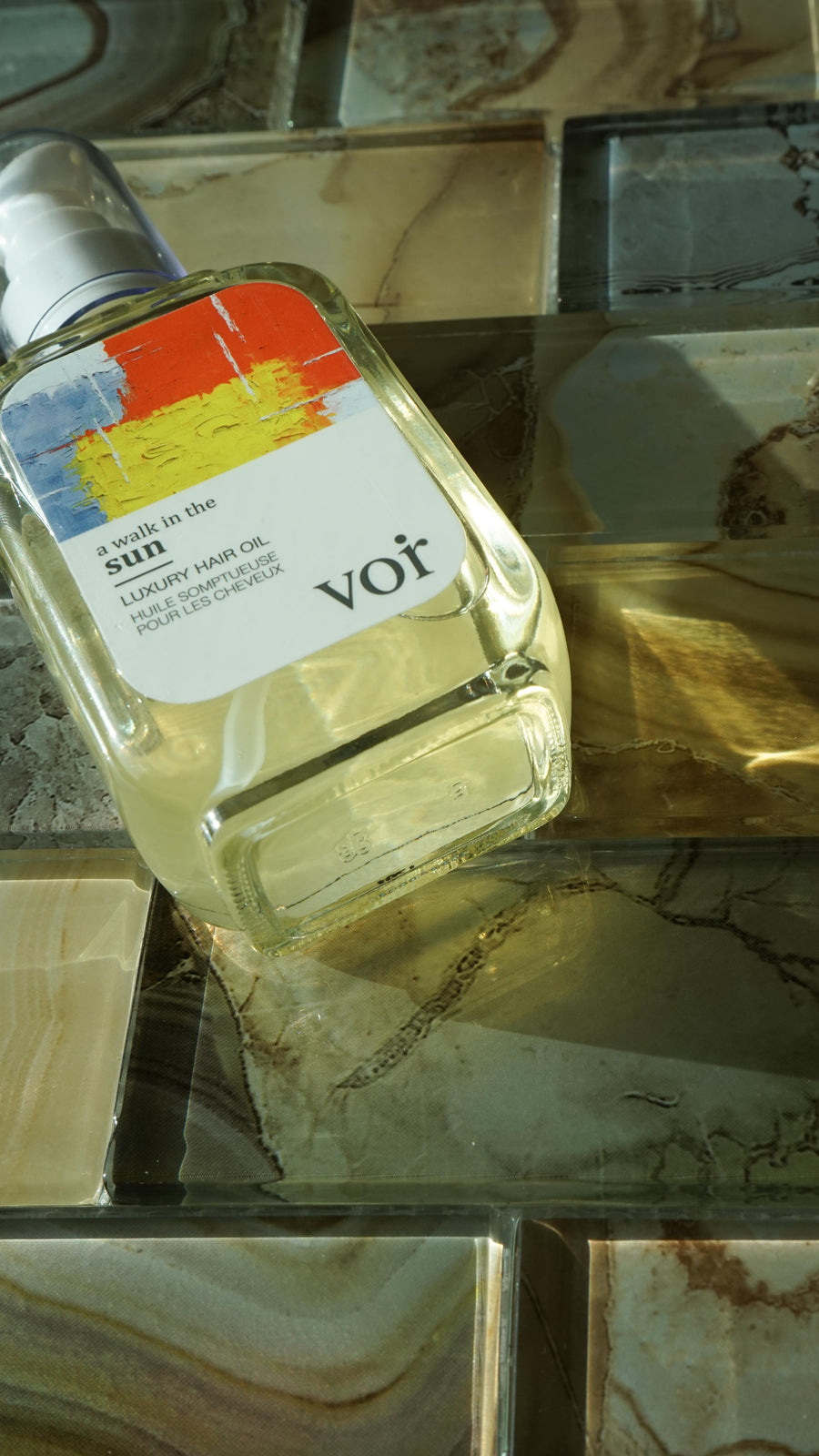 Voir Haircare A Walk In The Sun Luxury Hair Oil