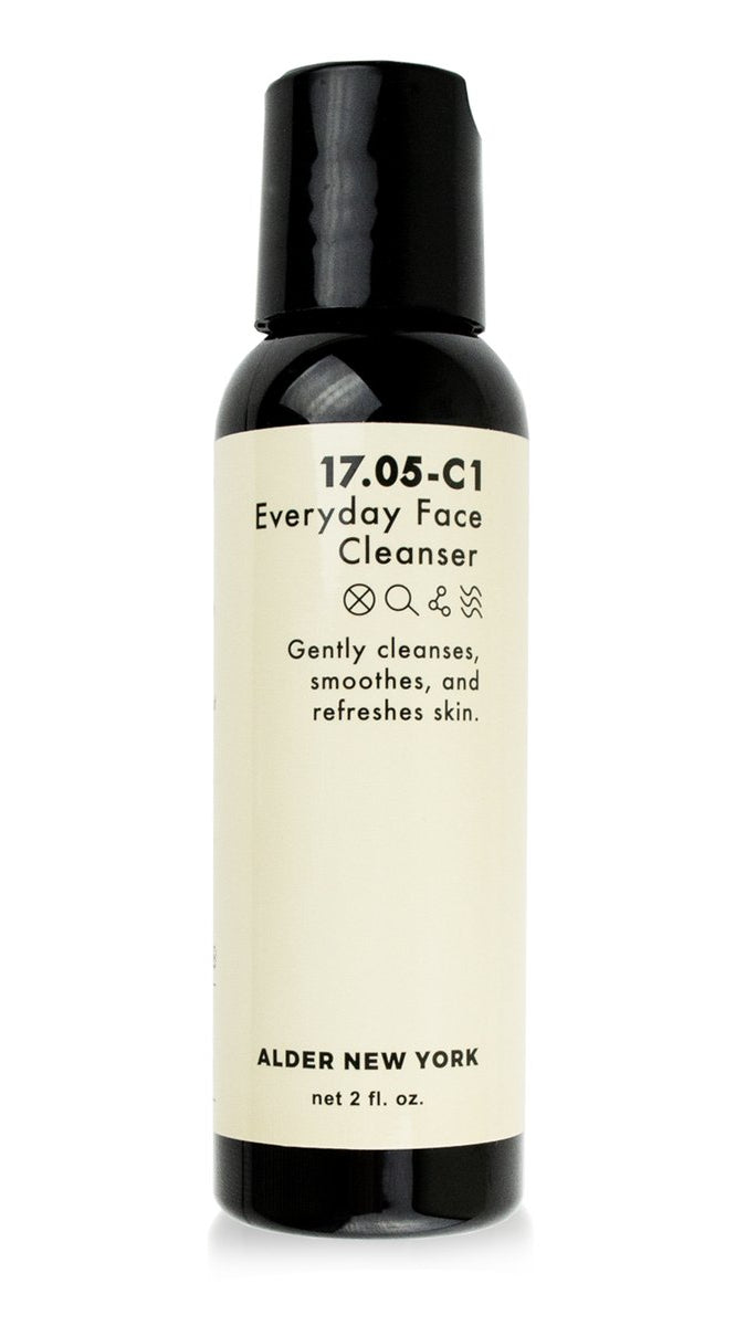 Alder New York Everyday Face Cleanser Travel Size
