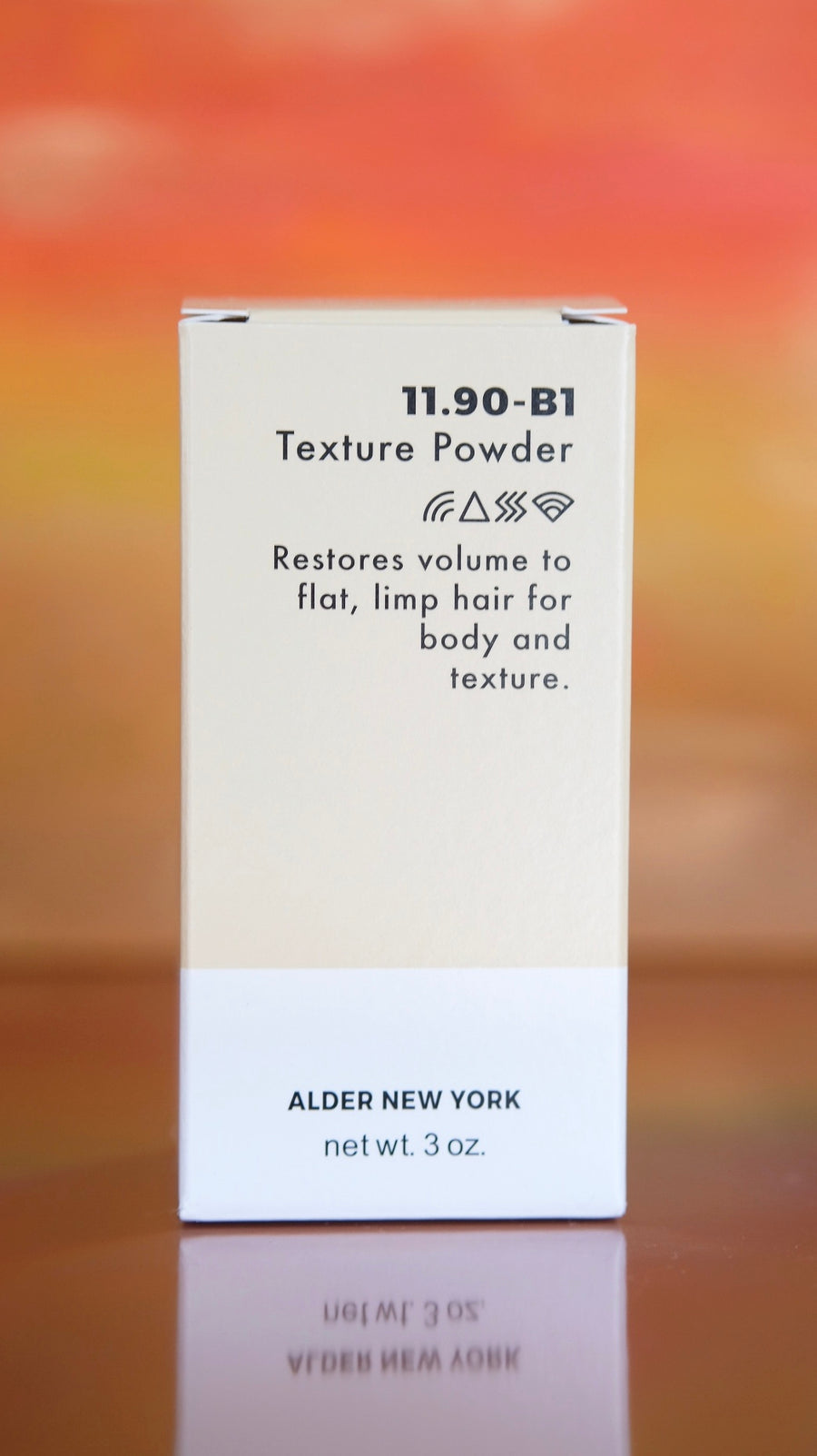 Alder New York Texture Powder