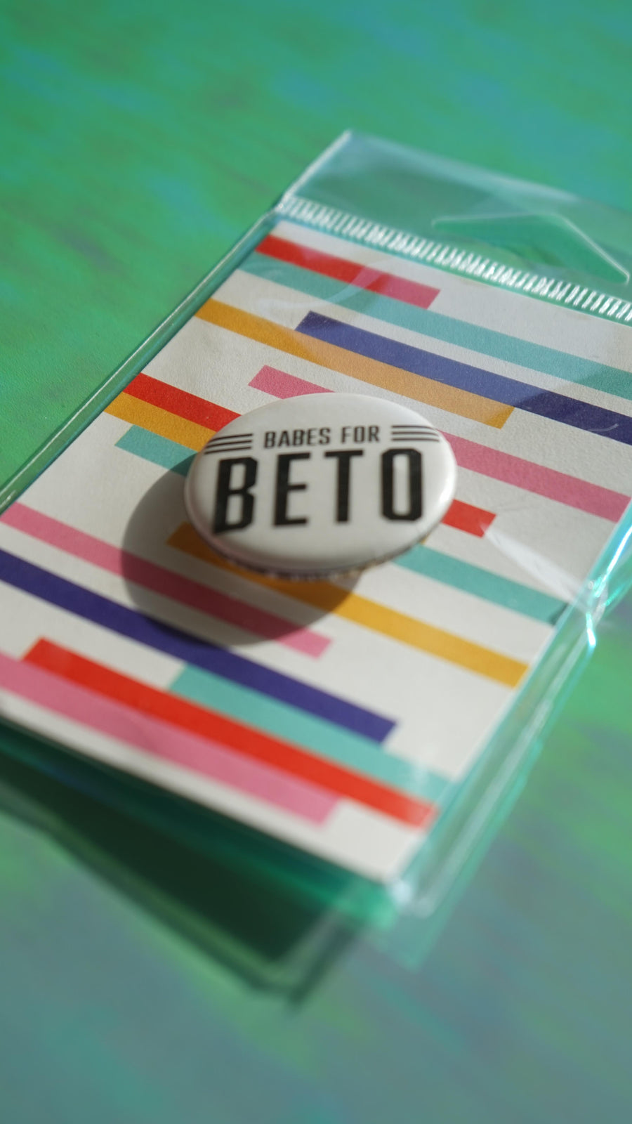 Babes for Beto Button by The F Word Gift Shop