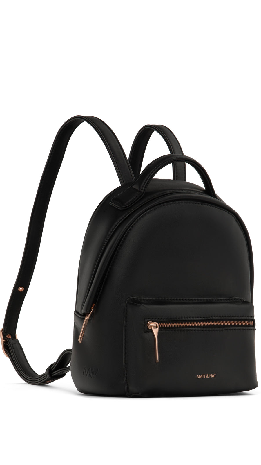 Matt & Nat Black BALIMINI Backpack