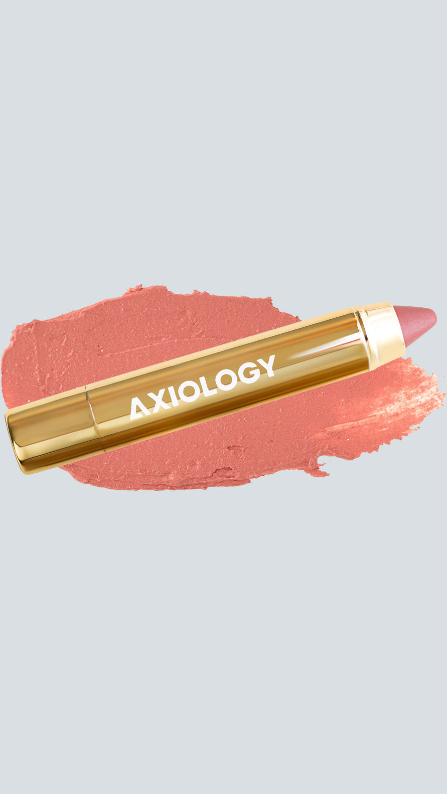Axiology Rich Cream Lip Crayon in Bliss