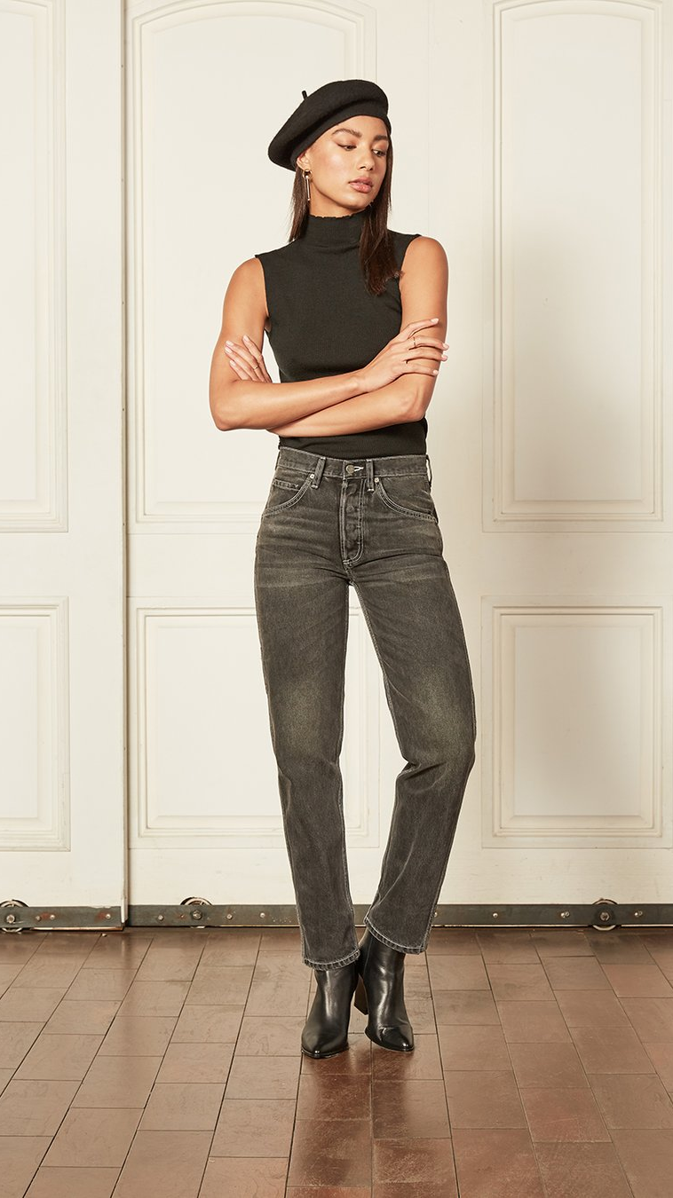 The Bailey Carpenter in Midnight Cowboy by Boyish Jeans