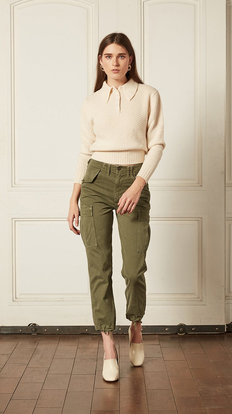 Boyish Jeans The Kai Cargo Pant in Last Command