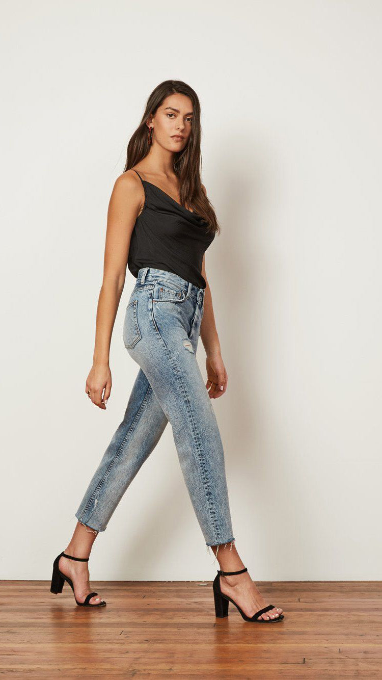 Boyish Jeans The Tommy High-Rise Straight in His Girl Friday
