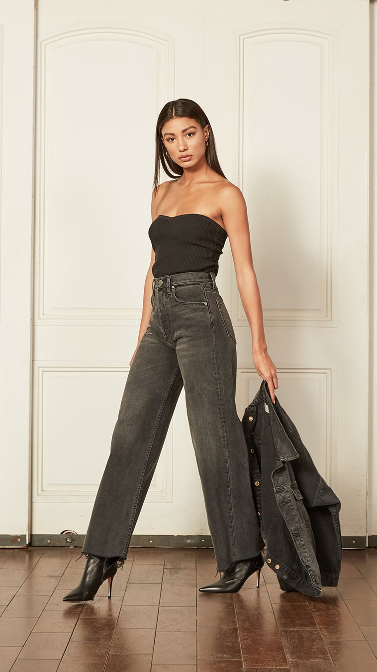 The Charley Wide Leg by Boyish Jeans