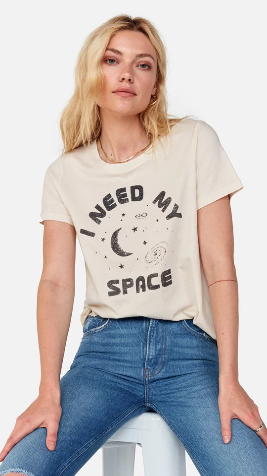 Mate the Label I Need My Space Classic Graphic Crew