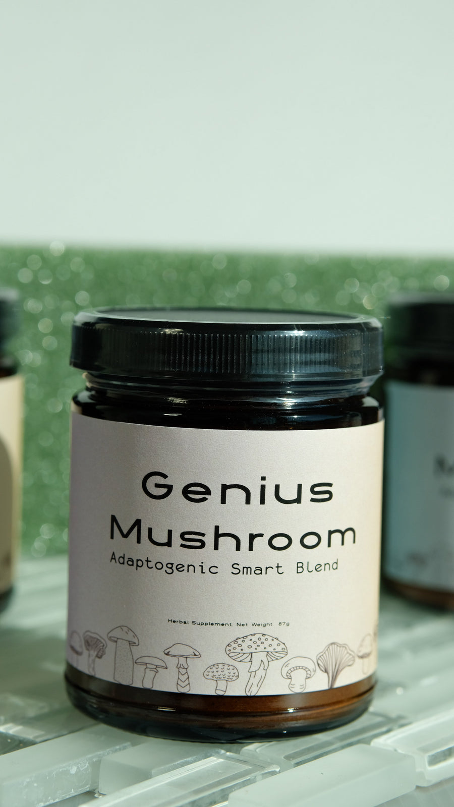 Genius Mushroom Adaptogenic Smart Blend