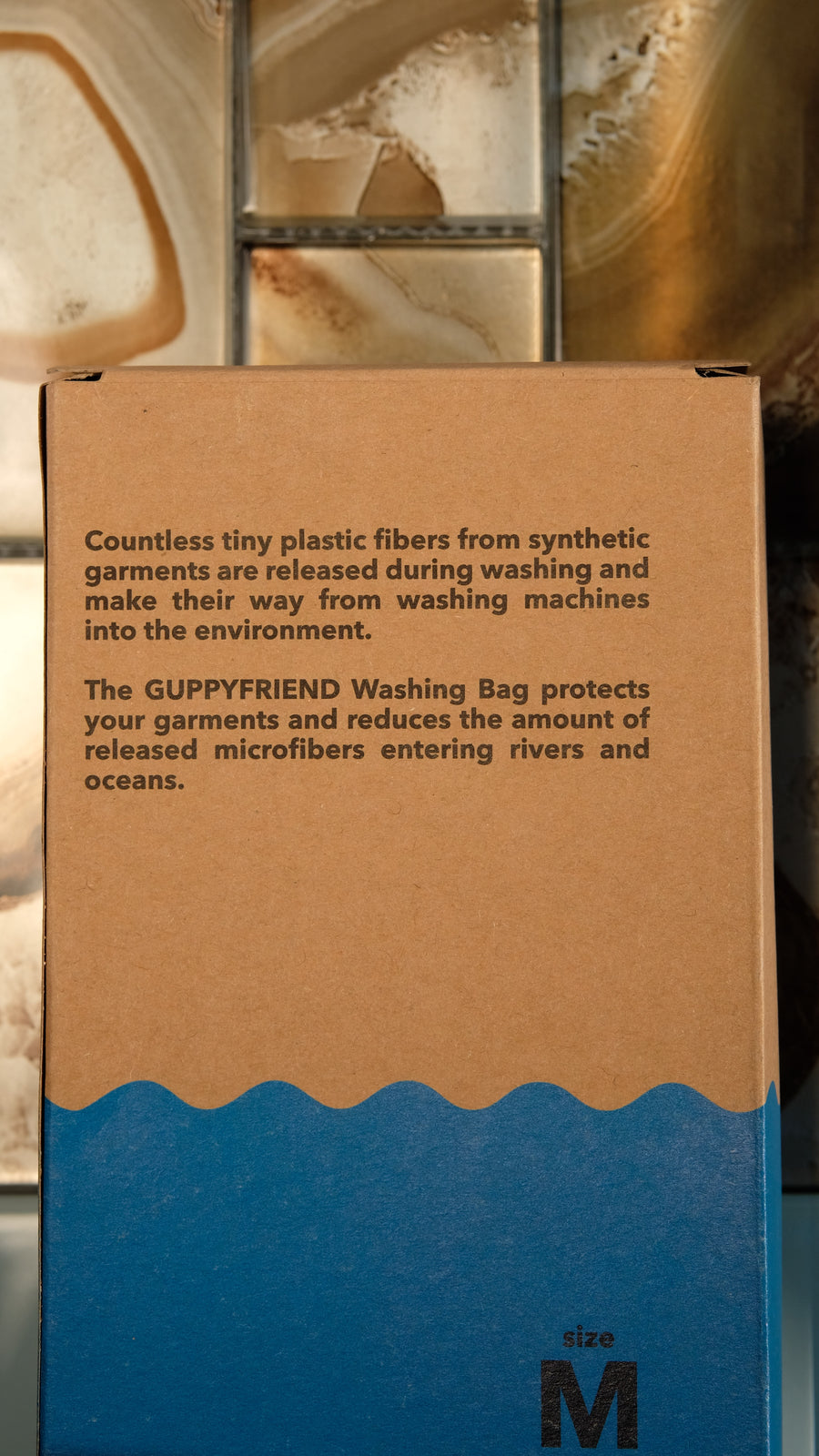 Guppyfriend Washing Bag by Stop! Micro Waste & Langbrett