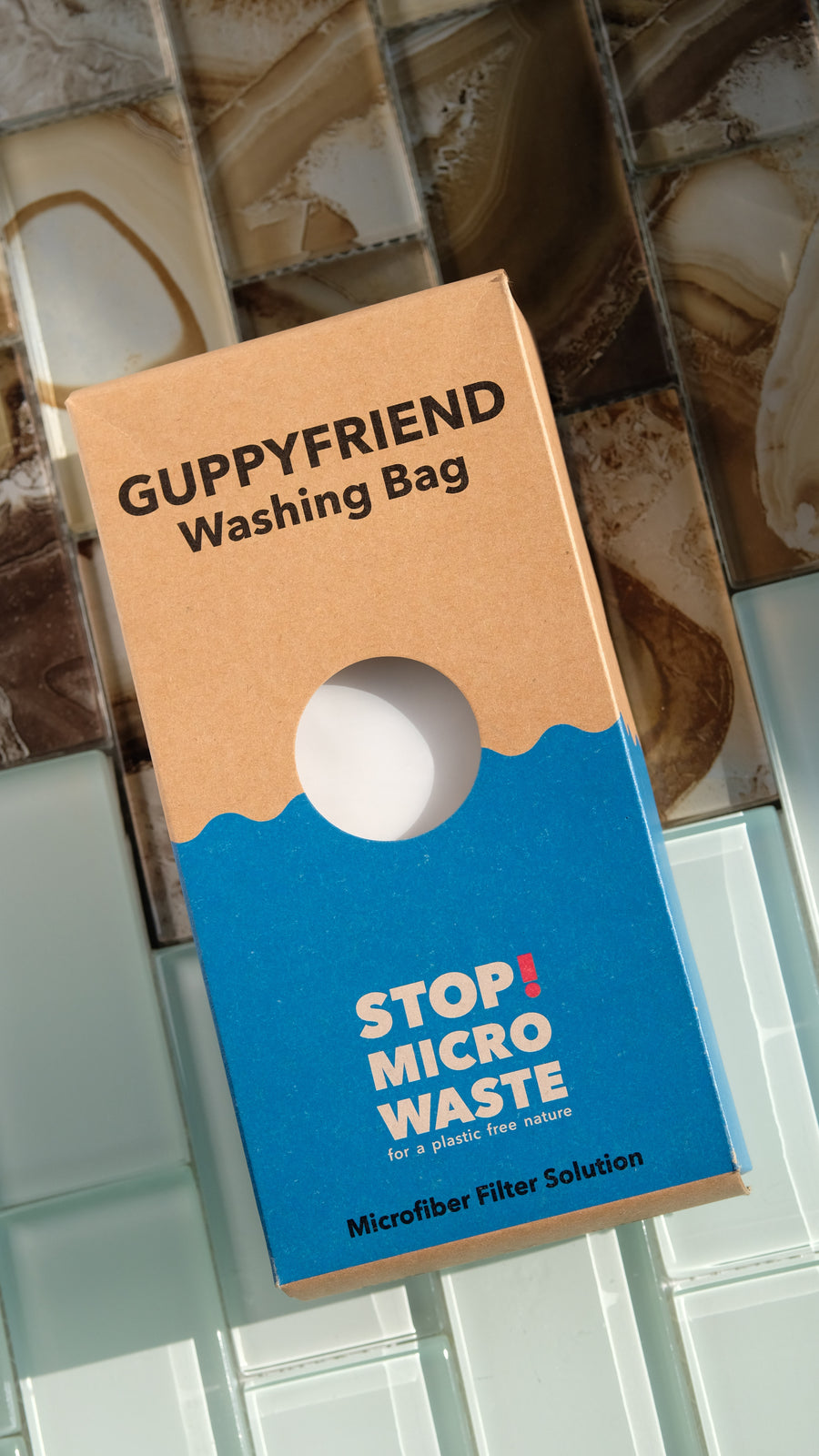 Guppyfriend Stop Micro Waste Washing Bag