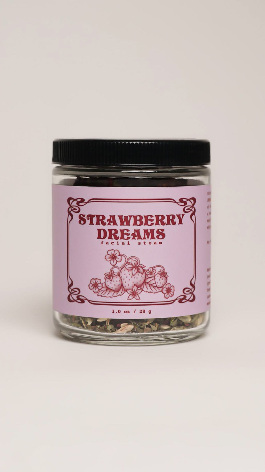 SKIN by jem Strawberry Dreams Facial Steam