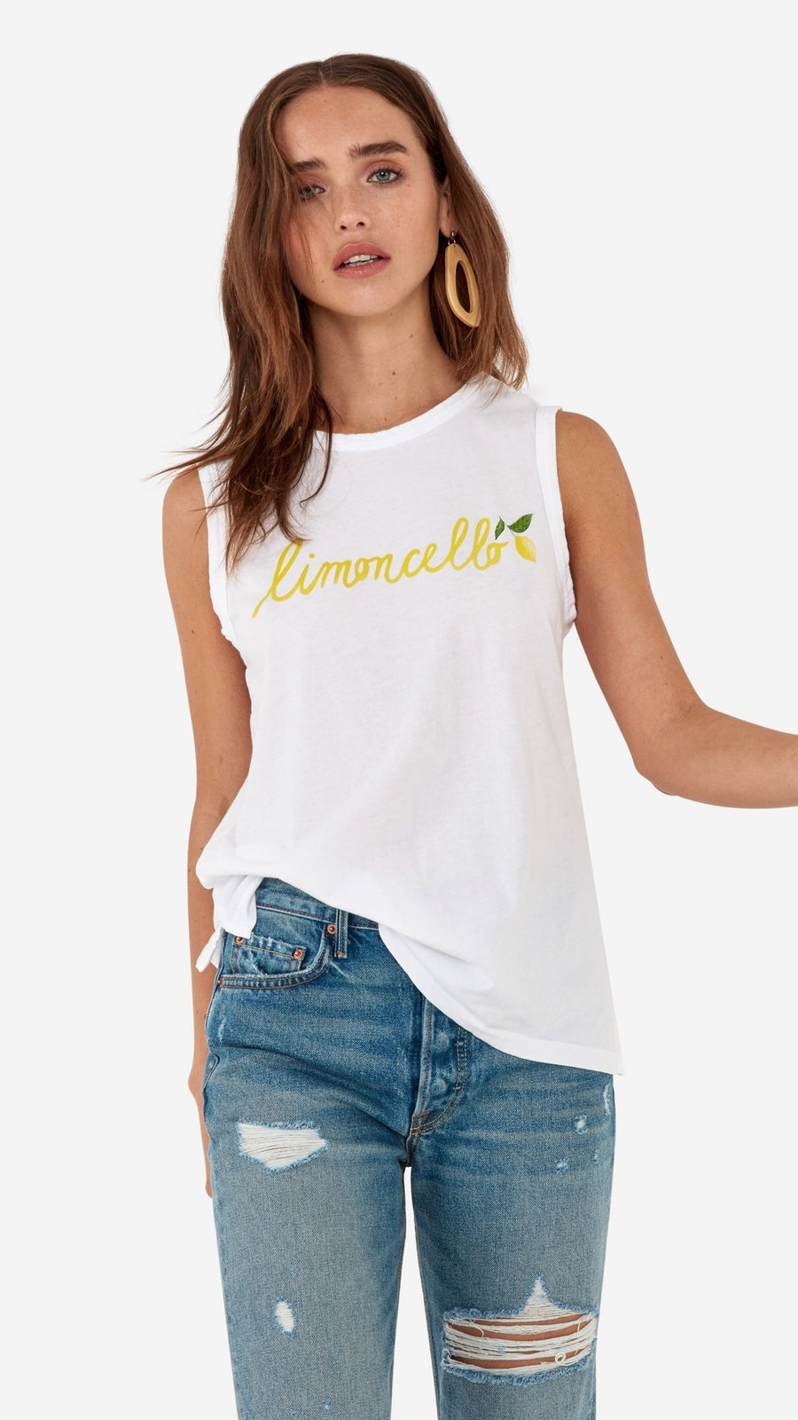 MATE The Label Classic Tank Limoncello