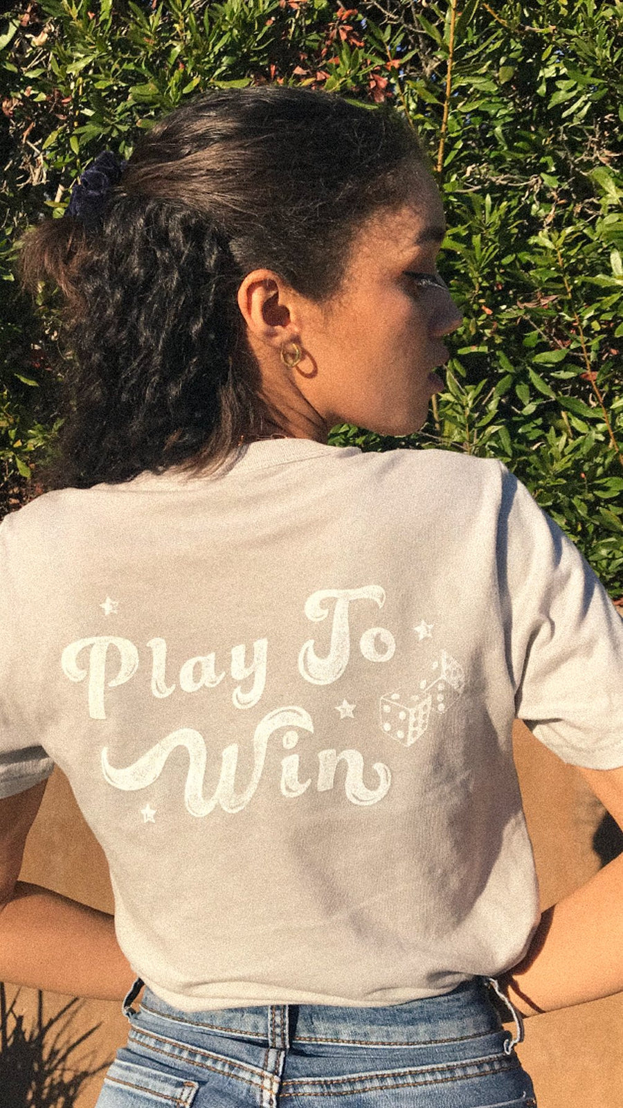 Not Another Label Play to Win Tee