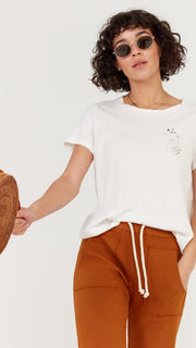 Women Carry The World Alex Crew Tee by MATE the Label