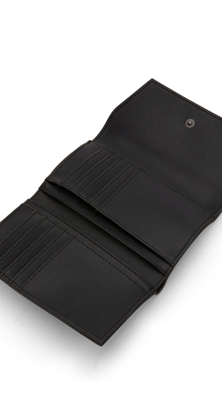 Black Vera Small Wallet by Matt & Nat