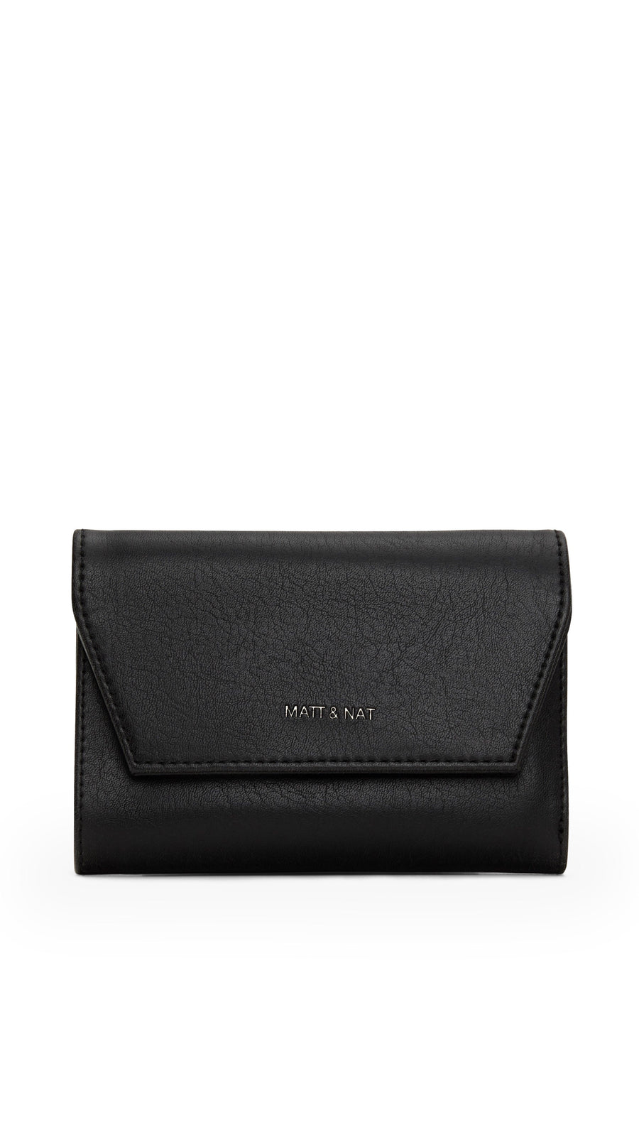 Vera Small Wallet in Black by Matt & Nat
