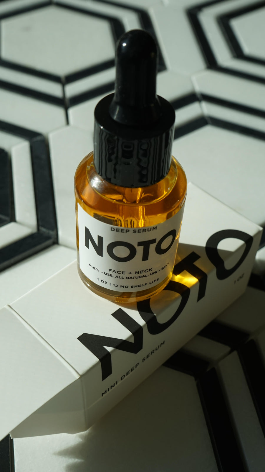 NOTO Botanics Deep Serum Mini