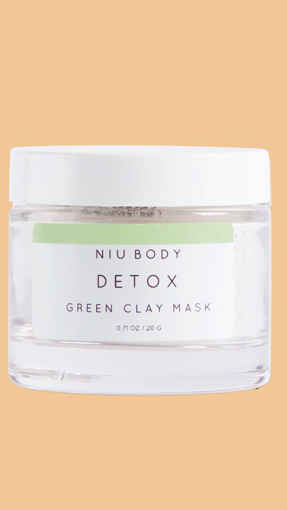 Niu Body Detox Green Clay Mask