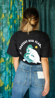 Protect Our Planet T Shirt Set