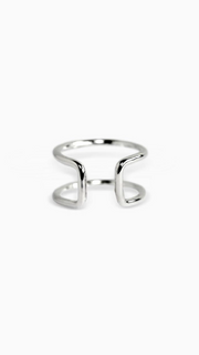 Sloane Jewelry Design Minimalist Ear Cuff in Silver