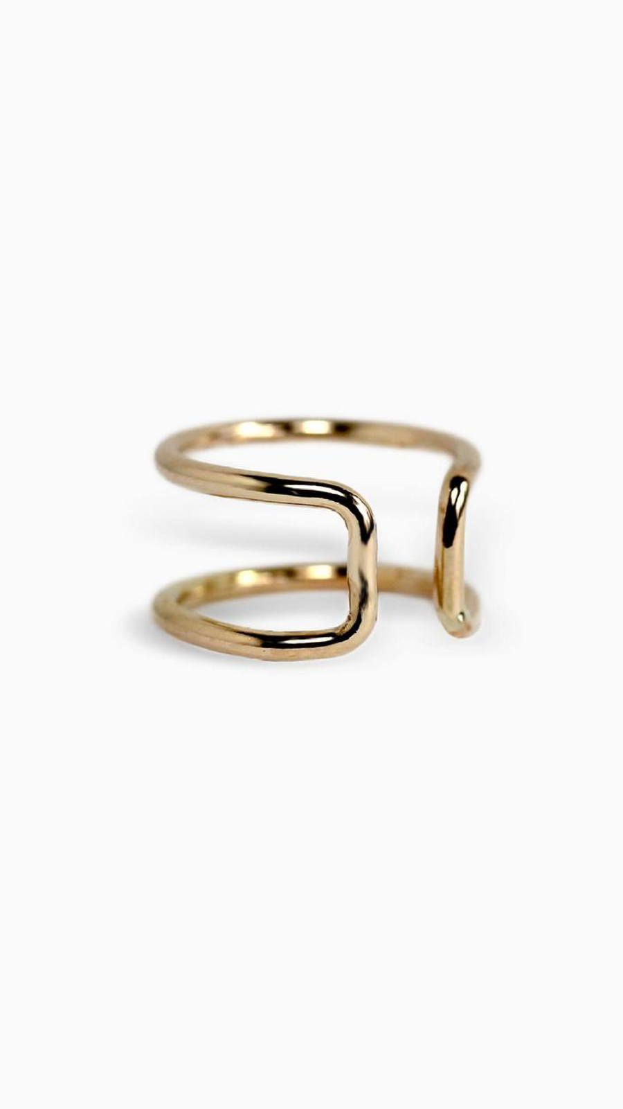 Sloane Jewelry Design Minimalist Ear Cuff