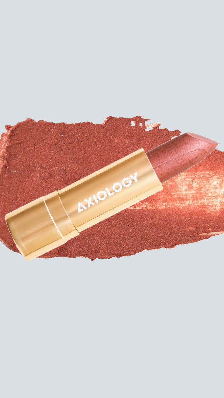 Axiology Beauty Soft Cream Lipstick in Devotion