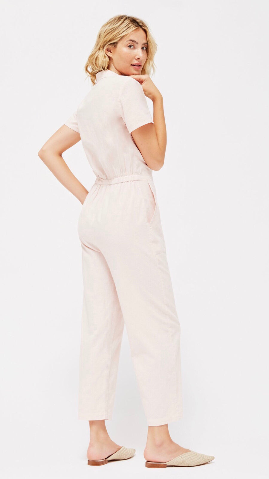 Montana Jumpsuit by LACAUSA Clothing