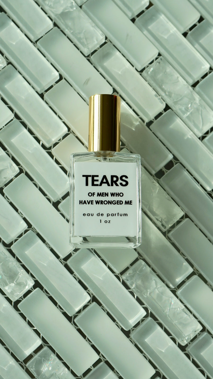 Tears of Men Who Have Wronged Me 1oz Perfume by Get Bullish