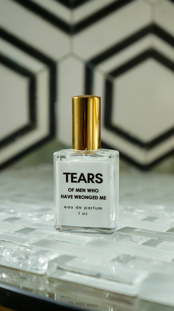 Tears of Men Who Have Wronged Me Perfume by Bullish