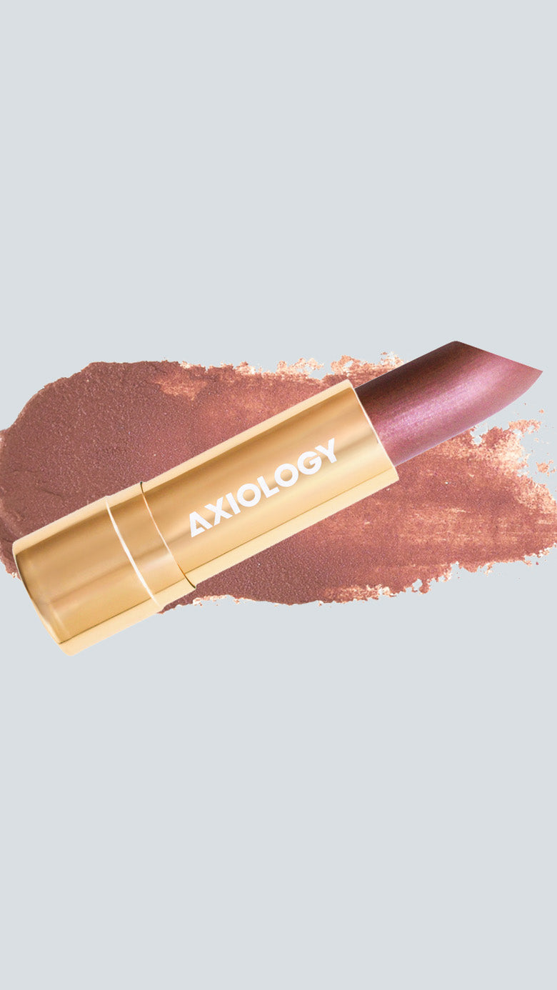 Axiology Beauty Soft Cream Lipstick in Serene