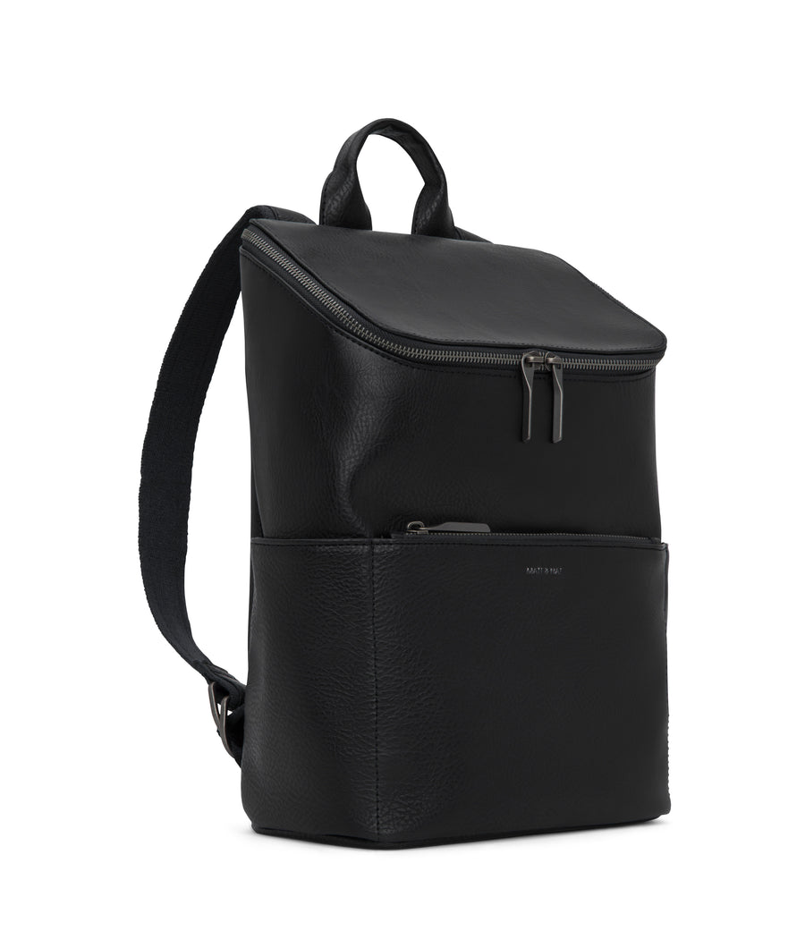 The Brave Backpack with Side Pockets & Made From Vegan Leather By Matt & Nat